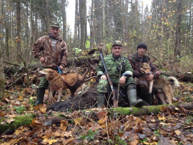 районная организация охотников и рыболовов